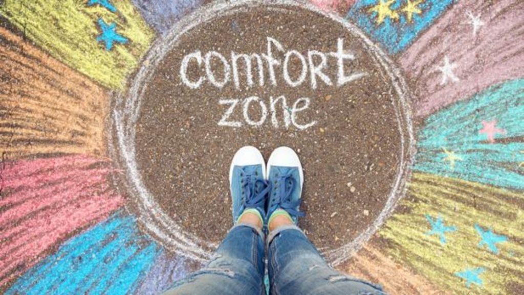 Reflexiones para salir de la zona de confort